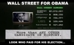 Wall St for Obama
