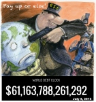 World debt 7-09-15l