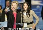 Hillary & Abedin