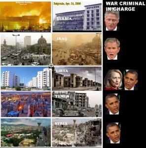 NWO death and destruction