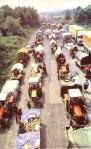 Serb exodus Aug 1995