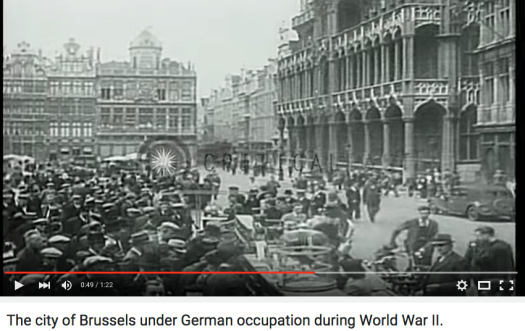Brussels 1940-2