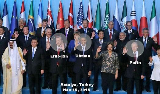 G20 Turkey