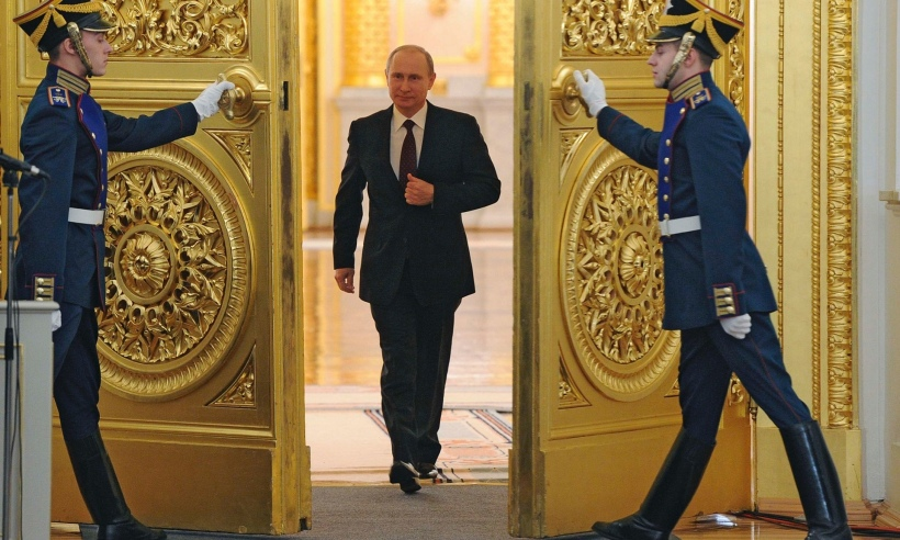 Putin Kremlin