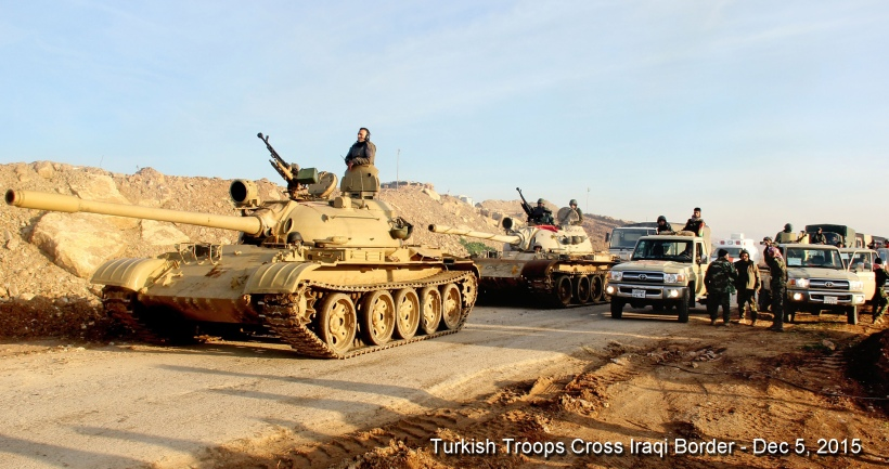 Turkish incursion into Iraq