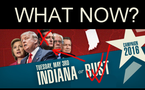 What Now editorial header