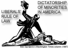 Dictatorship of minorities