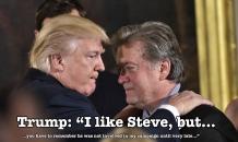 Trump Bannon