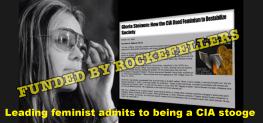 Gloria Steinem feminist
