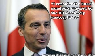 Kern Austrian Chancellor