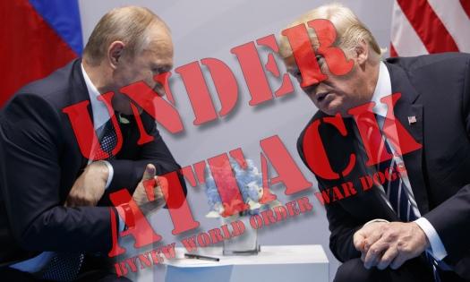 Putin Trump 7-07-17