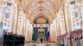 Saudi king Putin 10-05-17