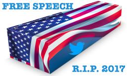 Twitter free speech