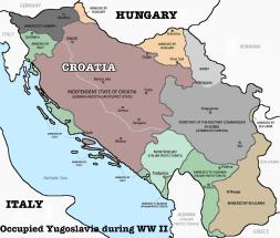Yugoslavia WW II