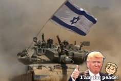 epaselect epa04339517 Israeli soldiers wave from their Merkava tank with an Israeli flag as troops pull back from the Gaza Strip, 03 August 2014. Ground troops withdrew from the Gaza Strip as Israel wrapped up an operation to destroy tunnels, but airstrikes continued, killing at least 15 Palestinians. A military official said that most combat troops were back in Israeli territory by the morning. Officials stressed that some soldiers would remain in key positions, especially on the inside of the Gaza-Israel border, between the first lines of houses and the border fence. EPA/ATEF SAFADI
