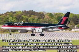 Trump jet 1