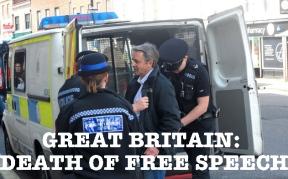 Weston-arrest